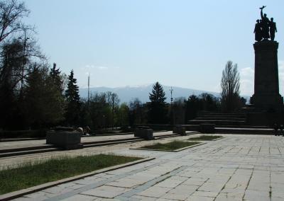 Denkmal Sofia