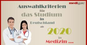 Infografik Medizinstudium 2020 Wartesemester