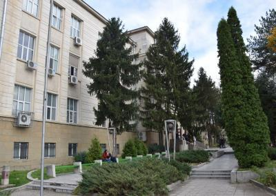 mu-pleven-main-building