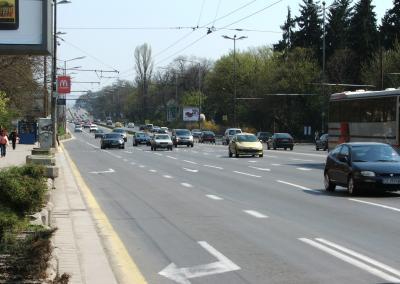 Zarigradsko Shose Sofia