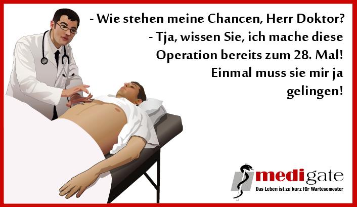 Ärztewitz Arztwitz Operation